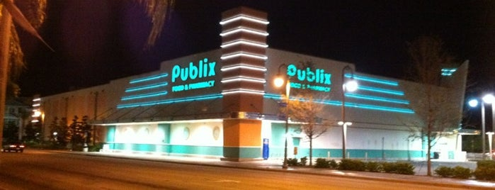 Publix is one of Angelique's Liked Places.