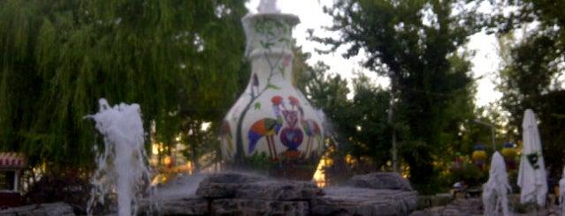 Üstün Park is one of Yunus'un Beğendiği Mekanlar.
