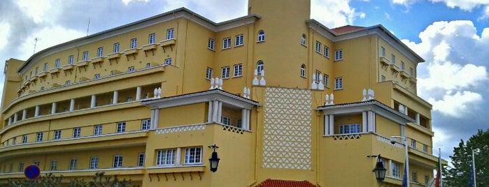 Grande Hotel do Luso is one of Pedro : понравившиеся места.