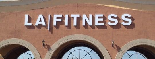 LA Fitness is one of Orte, die Patty gefallen.