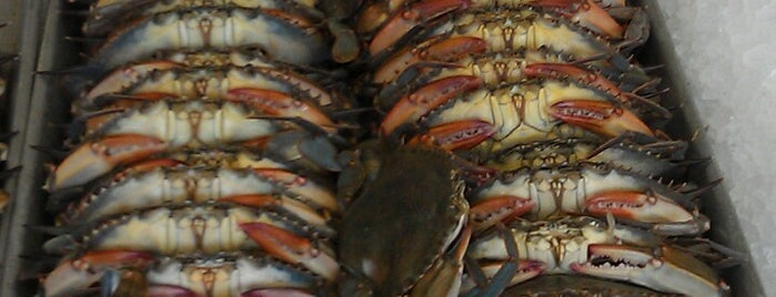 Conrad's Crabs & Seafood Market is one of Out of Town Spots.