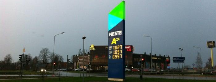Neste   Sigulda is one of Benzintanki LV.