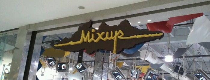 Mixup is one of Locais curtidos por Rick.