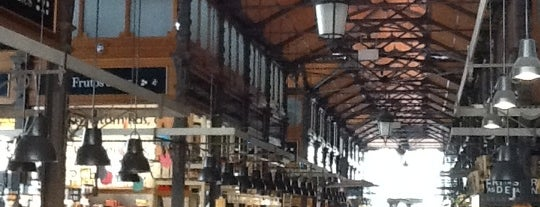 Mercado de San Miguel is one of The Best Of Madrid.