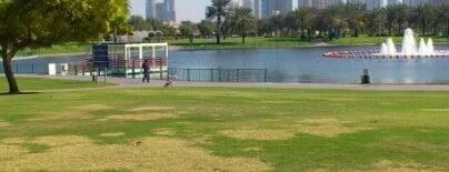 Safa Park is one of Dubai #4sqCities.