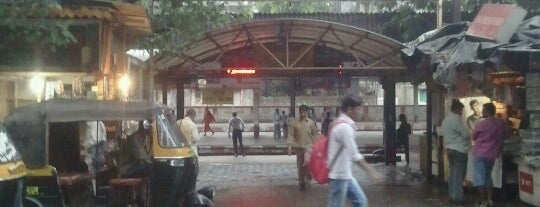 Mulund Railway Station is one of Central Line (Mumbai Suburban Railway).