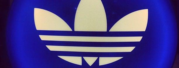 Adidas Originals is one of 20 favorite restaurants.