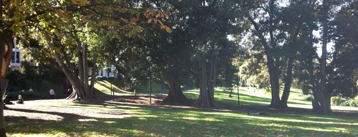 Treasury Gardens is one of Tempat yang Disukai Yury.