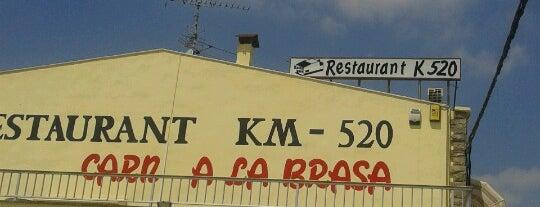 Restaurant K.520 is one of Lieux qui ont plu à Pepa.