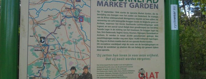Airbornepad Market Garden is one of To do in #bergeijk city by Ruudjeve.