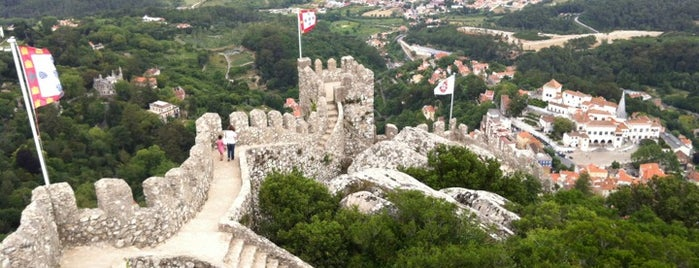 Castelo dos Mouros is one of World Heritage Sites List.