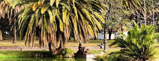 Parque José Enrique Rodó is one of Lugares donde estuve en el exterior.