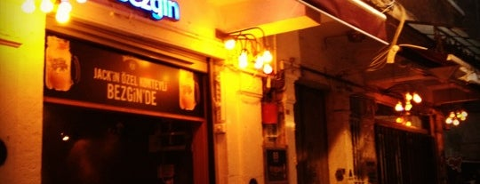 Bezgin is one of Beyoglu.