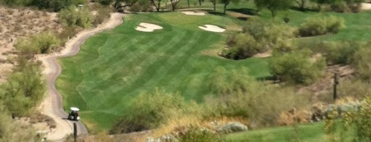 Lookout Mountain Golf Club is one of Arizona Golf Courses.