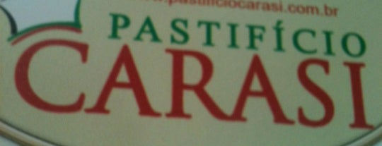 Pastificio Carasi is one of Lugares favoritos de Pablo.