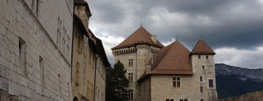 Musée du Château is one of Museums Around the World-List 2.