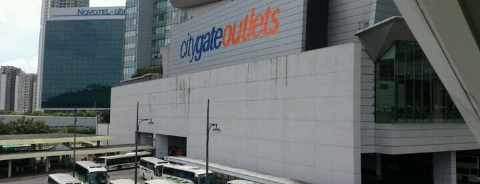 Citygate Outlets is one of 101个宿位,在香港见到你死之前 - 101 places in Hong Kong.