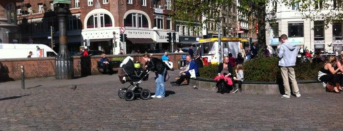 Vesterbro Torv is one of Plaza-sightseeing i København.
