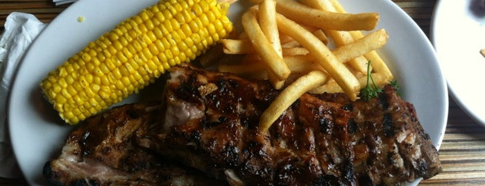 Texas Ribs® Metepec is one of Lieux sauvegardés par Enrique.