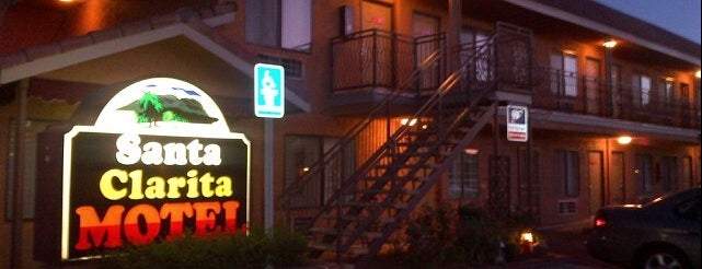 Santa Clarita Motel is one of USA - Hotel.