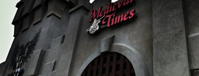 Medieval Times is one of DC Restaurants.