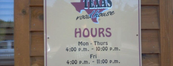 Texas Roadhouse is one of Janさんのお気に入りスポット.