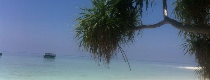 Banyan Tree Madivaru is one of Maldives - The Sunny Side of Life.