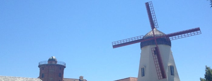City of Solvang is one of Alicia's Top 200 Places Conquered & <3.