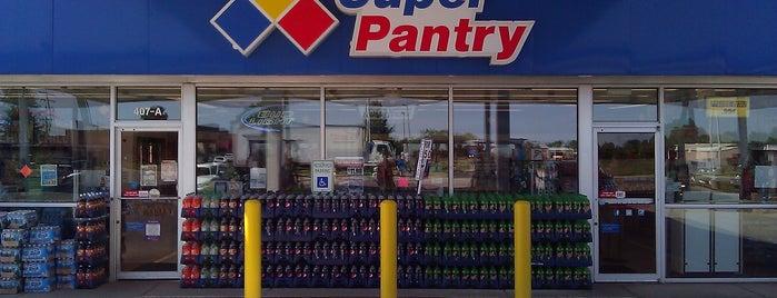 Super Pantry is one of Locais curtidos por Dana.