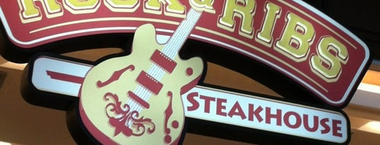 Rock & Ribs Steakhouse is one of Hamburgueria.