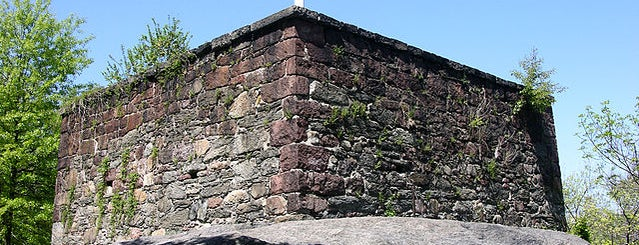 The Blockhouse is one of Revolutionary War Trip.