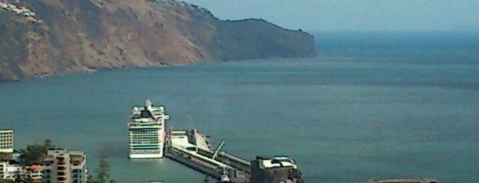 Miradouro Panorâmico Nazaré is one of Funchal #4sqCities.