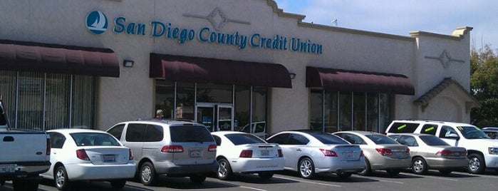 San Diego County Credit Union is one of Lieux qui ont plu à Govind.