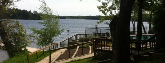 Ruttger's Bay Lake Lodge is one of A Collection of MN.