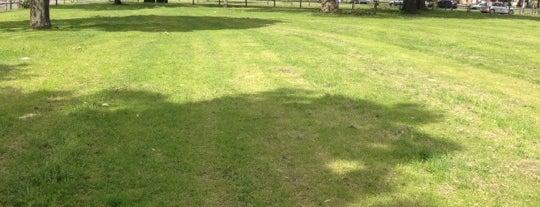 Woodside Green is one of The Stones of Croydon.