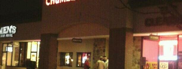 Chumley's Pub is one of Orte, die Duane gefallen.