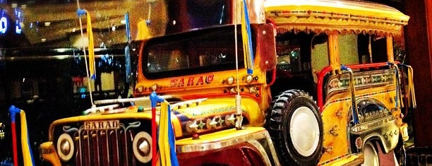 Cafe Jeepney is one of Manilla.