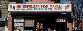 Metropolitan Fish Market is one of To-do Food.