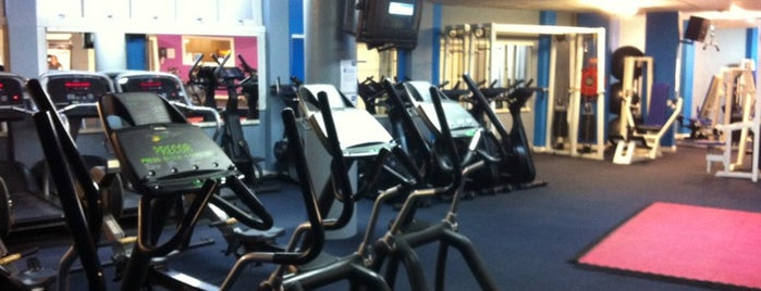 Soho Gyms Farringdon is one of Get Fit in London.