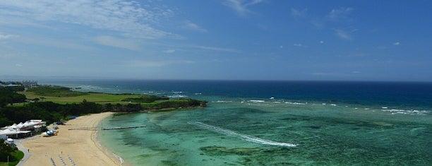 Nirai Beach is one of Lugares guardados de Dat.