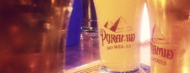 Pyramid Brewery & Alehouse is one of Eateries: Berkeley-Oakland-SF.