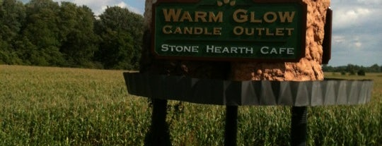 Warm Glow Candle Outlet is one of Someday I Will Stop.