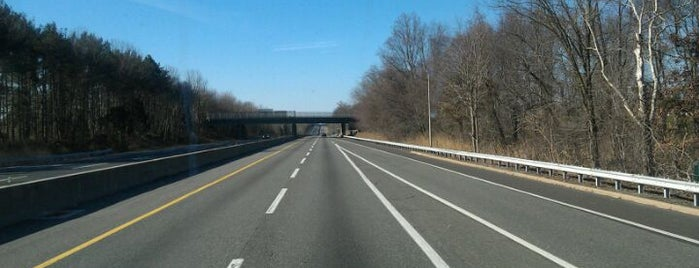 New Jersey Turnpike - Cherry Hill is one of New Jersey highways and crossings.