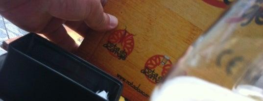 Rota do Acarajé is one of Restaurantes @ SP pt. I.