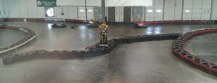 Fastkart Indoor Speedway is one of Salt Lake City.