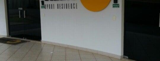 Studio All Apart Residence is one of Melhor atendimento.