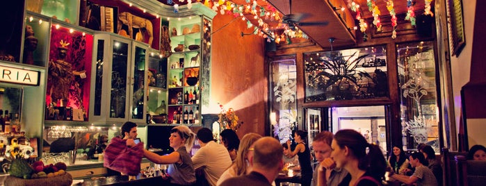 Casa Mezcal is one of Good bar food (NYC).