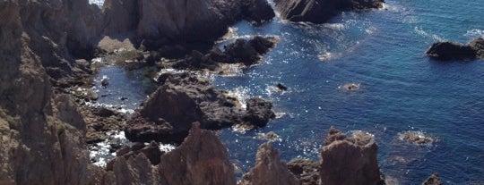 Arrecife de Las Sirenas is one of Almería.