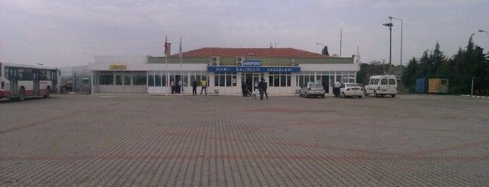 Balıkesir Merkez Havalimanı (BZI) is one of Türkiye'deki Havalimanları.