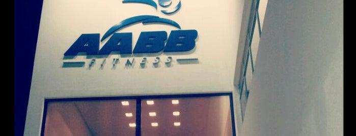 AABB - Associação Atlética Banco do Brasil is one of ATM - Onde encontrar caixas eletrônicos.